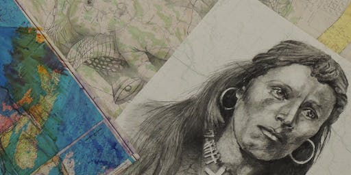 Creative Cartography Student Art Exhibit: Old and New