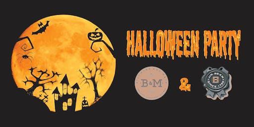 Jim Beam Halloween Party