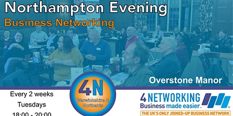 Networking Evening, Northampton tickets