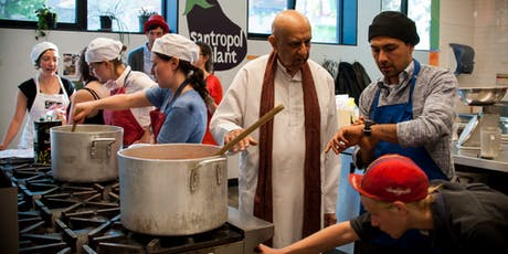 Atelier cuisine indienne // Indian Cooking Workshop tickets