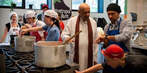 Atelier cuisine indienne // Indian Cooking Workshop