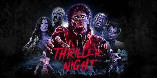 Thriller night (veille de jour férié) au Wanderlust