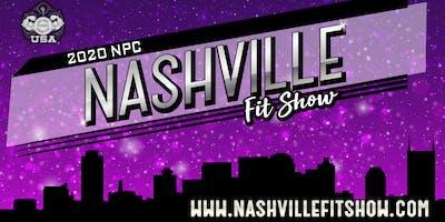 NPC Nashville Fit Show - Attendee Tickets 2020