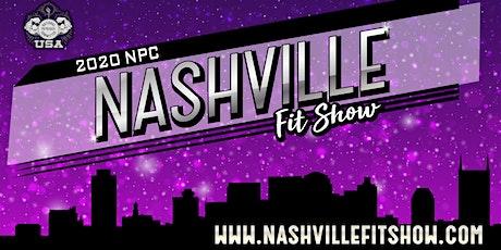 NPC Nashville Fit Show - Attendee Tickets 2020 tickets