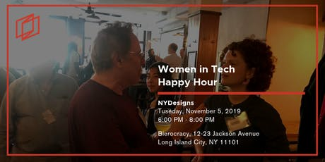 Women in Tech Happy Hour tickets