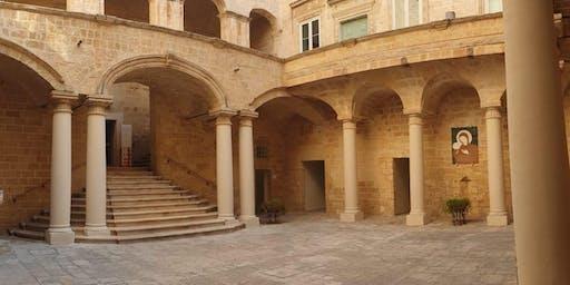 Up to the Jefu • Francavilla Fontana • Castello Imperiali
