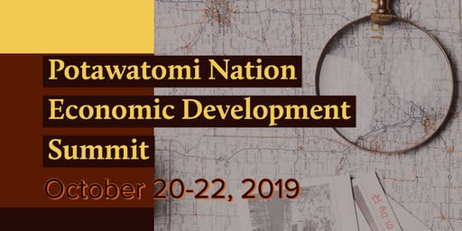 Potawatomi Nation Economic Development Summit