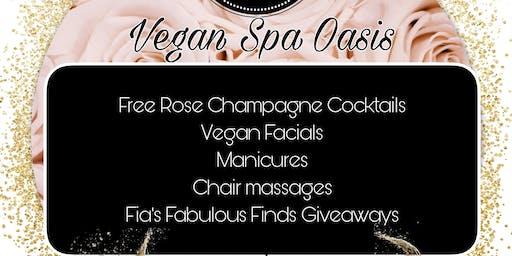 Olivia Rose Vegan Spa Oasis