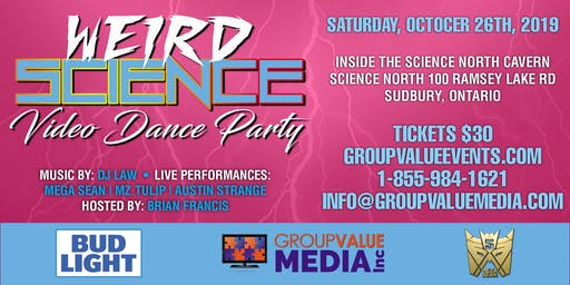 Weid Science Video Dance