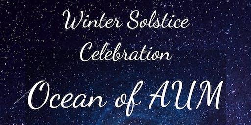 Winter Solstice Ocean of AUM