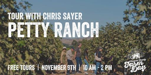 Petty Ranch Tour