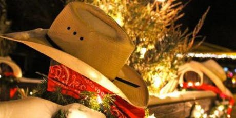 A Cowboy Christmas tickets