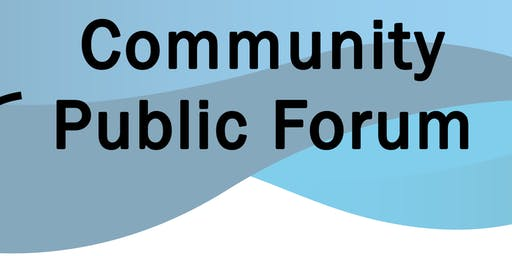 Office of Marijuana Policy - Cannabis Community Public Forum 1