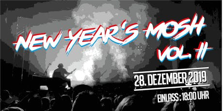 New Year's Mosh Tickets