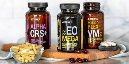 Online - Discover doTERRA's Lifelong Vitality Pack (LLV)