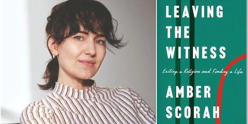 "Amber Scorah - ""Leaving the Witness"" Book Signing in Salt Lake City, Utah"