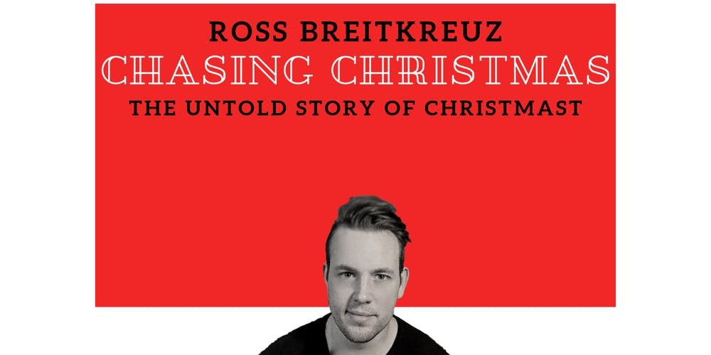 Chasing Christmas.Chasing Christmas The Untold Story Of Christmas