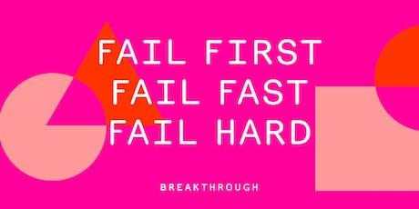 Fail First, Fail Fast, Fail Hard tickets