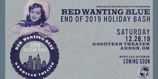 Red Wanting Blue 2019 Holiday Bash