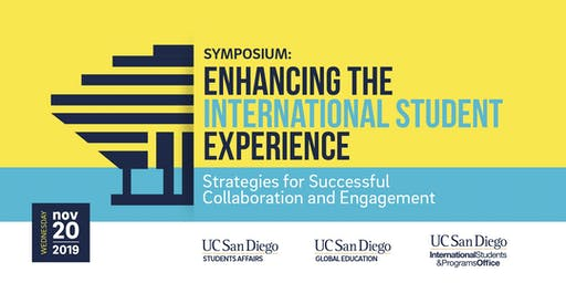 Enhancing the International Student Experience Symposium