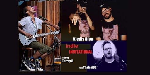 Indie Invitational- Kiedis Dion feat Torrey B & ThatCatJC
