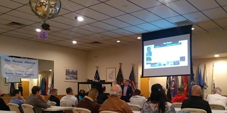 HICKSVILLE, NY  (LONG ISLAND) REAL ESTATE INVESTOR PRESENTATION - CREATE WEALTH/$HARE THE OPPORTUNITY tickets