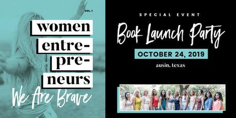 Book Launch Party in Downtown Austin w/ The Society of WE! tickets