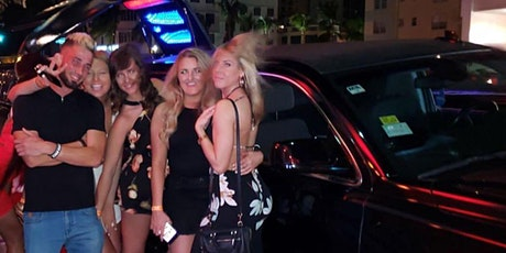 VIP NIGHT CLUB PACKAGE - DRINKS - LIMO & ADMISSION INCLUDED (ALL IN) tickets