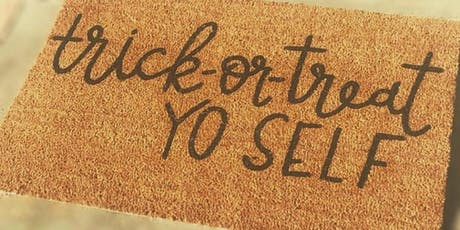 DIY Doormats with Haungs Calligraphy! tickets
