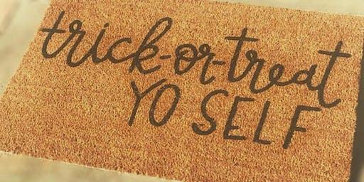 DIY Doormats with Haungs Calligraphy!