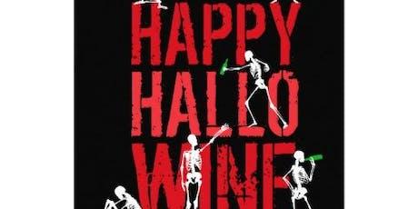 "Happy ""Hallo"" Wine Party tickets"