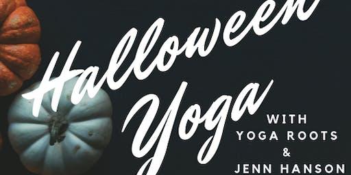 Halloween Yoga