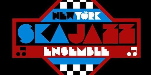 New York Ska Jazz Ensemble at Will's pub