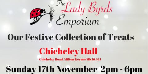 The Ladybyrds Emporium Festive Collection of Treats