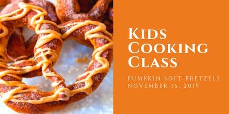 Kids Cooking Class-November tickets