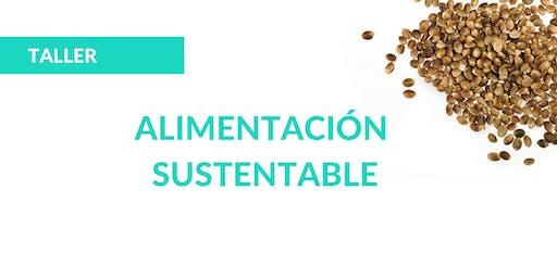 Taller de Alimentación Sustentable