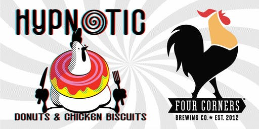 Hypnotic Donuts - Four Corners Beer Pairing