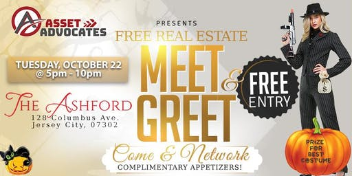 Free Meet, Greet and Birthday at The Ashford in Jersey City