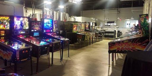 Free Play Pinball October 21st, 2019
