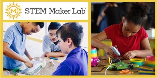 STEM Maker Lab Monday Living Spaces (2 part)