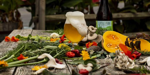 Autumn Beer Dinner at Little Fish Brewing Co.