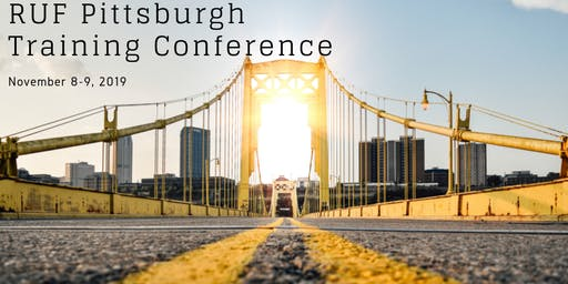 RUF Pittsburgh Training Conference 2019