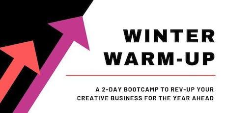 Winter Warmup 2020 tickets