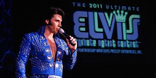 """A Tribute to Elvis"" starring Stephen Freeman - with Dinner!"