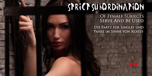 Strict Subordination of female subjects