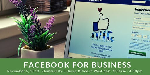 Facebook for Business - Westlock