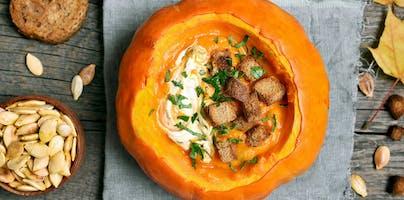 event image Pumpkin Cooking Class