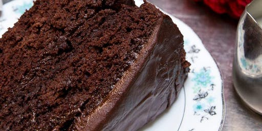 The Secrets of Vegan Cake - a workshop with John & Ziggy at The Art House