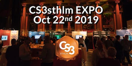 CS3sthlm EXPO Oct 22nd 2019 tickets