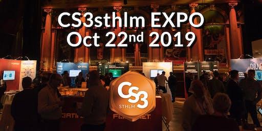 CS3sthlm EXPO Oct 22nd 2019
